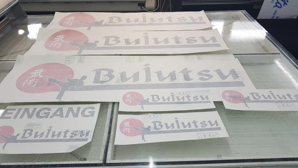 Digitaldruck, Aufkleber, Sticker, Rollenkelber, Aufkleber, Ablösbare kleber,